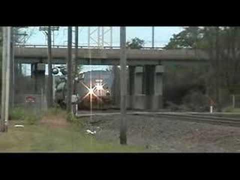 Amtrak New Haven-Springfield Line 1