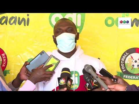 I am not under much pressure - Joash Onyango, Harambee Stars player