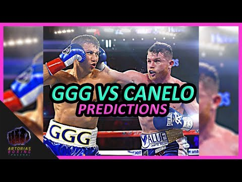 Ultimate Canelo Alvarez vs Gennady GGG Golovkin (Predictions from Fighters & Media) #CaneloGGG