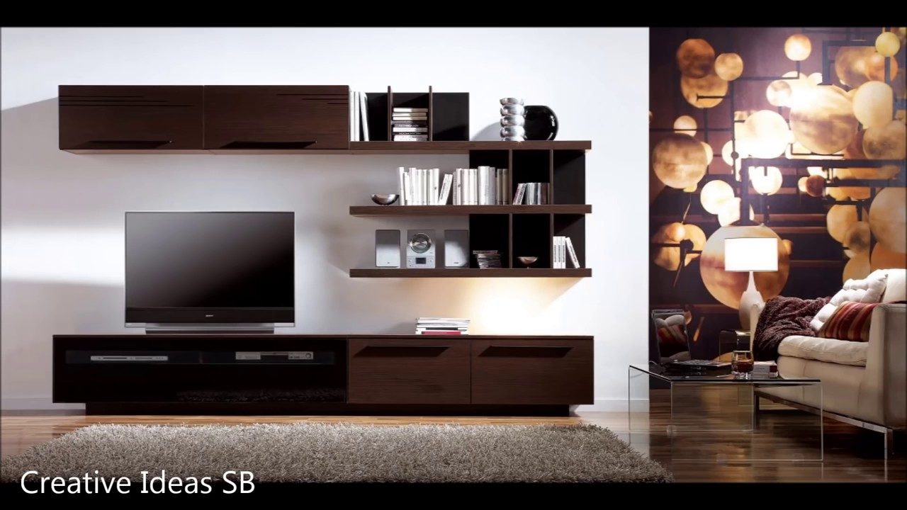 Creative Tv Stand Ideas | Desainrumahkeren.com