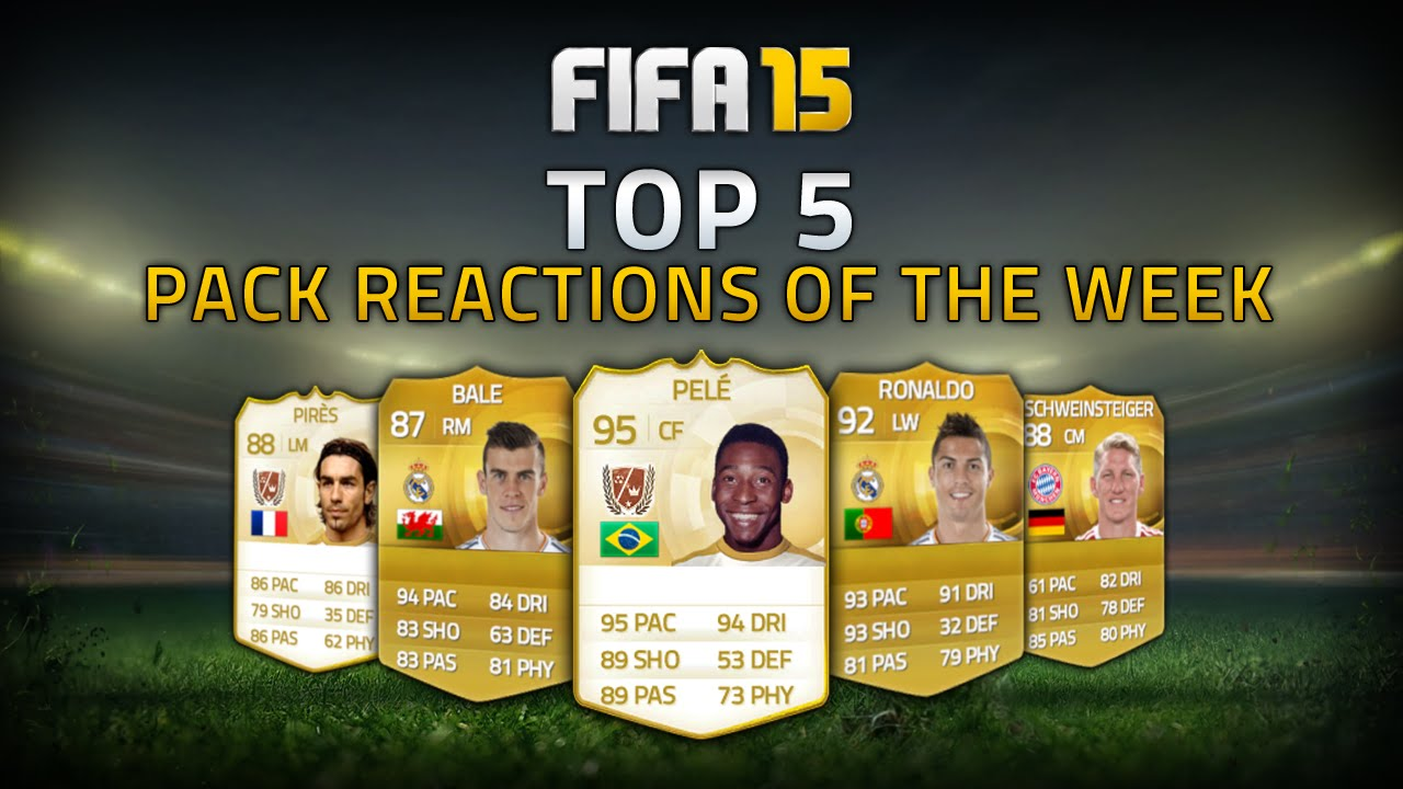 What does reaction mean in fifa who is the best young player on fifa 2018