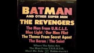 The Revengers - Batman and other Super Men LP (1966)