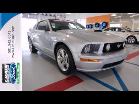 2009 Ford Mustang Little Rock Ar Bryant Ar 3fc8345a