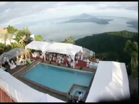 Tagaytay Weddings - Casablanca Tagaytay Romantic Weddings
