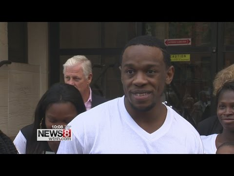 Innocent man released from jail after serving nine years