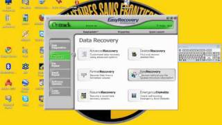 How 2 use the EASY RECOVERY software