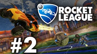 SON ANDA | Rocket League #2 [Türkçe]