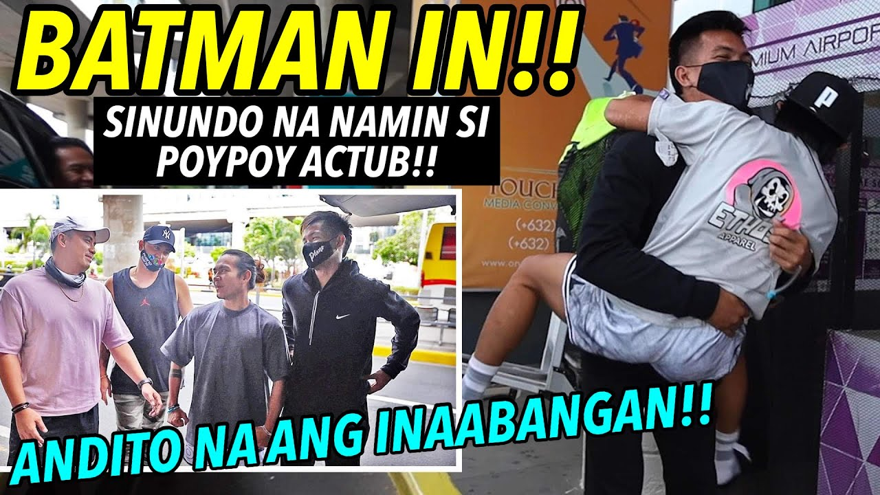Download SINUNDO NA NAMIN SI POYPOY ACTUB - BATMAN IN!!  | S.2. vlog 284