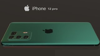 iPhone 12 pro 5G 2020 first impression trailer concept design official introduction