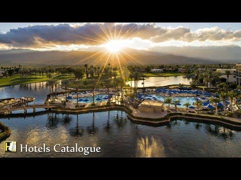 JW Marriott Desert Springs Resort & Spa Tour - Palm Desert Spa Hotel Resort Packages