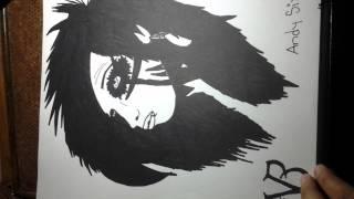 5 Andy Biersack drawings