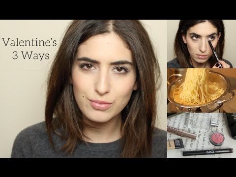 Valentineu0027s Day 3 Ways // Lily Pebbles