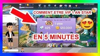 MSP COMMENT ETRE VIP 1 AN STAR GRATUITEMENT EN 5 MINUTES !! (ça marche vraiment cette fois)
