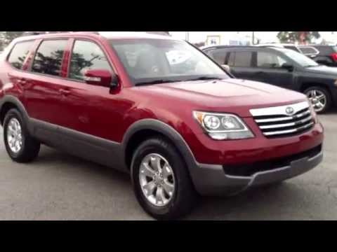 2009 Kia Borrego   Windham Motors Used Cars   Florence, SC