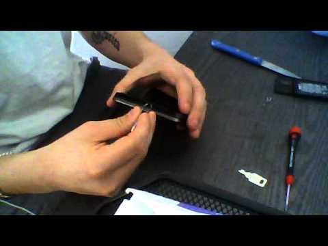 Nokia 5230 Display wechseln