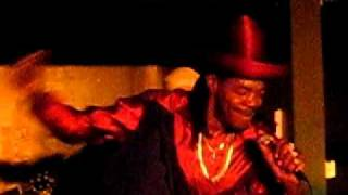 Michael Prophet-Gates of Zion Live in Stockholm, 2010-12-04