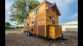 Дом на колесах в котором хочется жить вечно