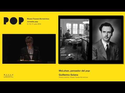 Marshall McLuhan, pensador del Pop