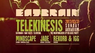 EATBRAIN NIGHT 001 with Telekinesis, Mindscape, Jade, Cybershot