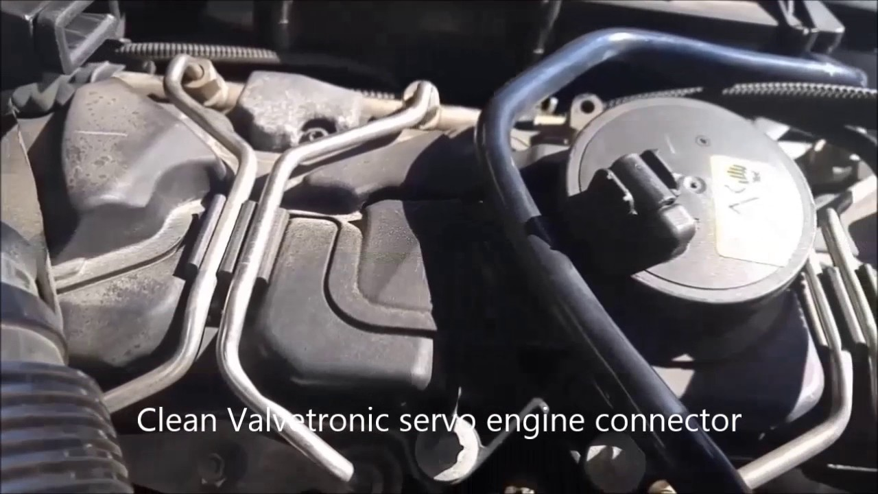 2011 BMW 535i Xdrive F10 N55 Valvetronic Servo Engine Rattle Noise