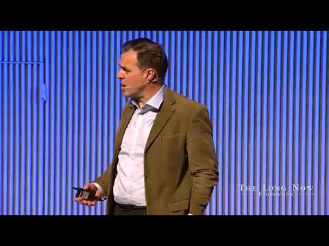 Niall Ferguson Networks and Power-The Long Now