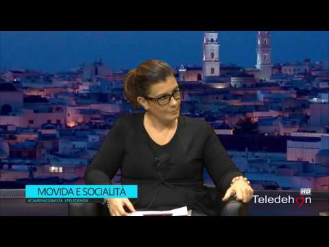 CAMERA CON VISTA 2016/17 MOVIDA E SOCIALITÀ