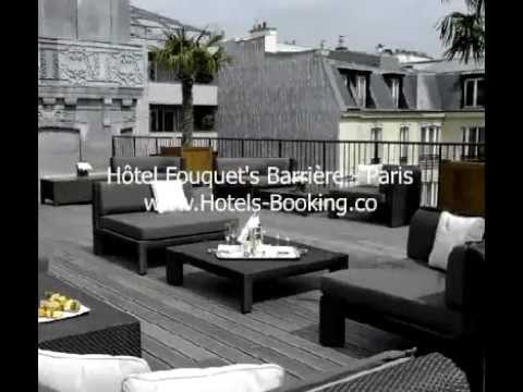 Hotel Fouquet's Barriere Booking