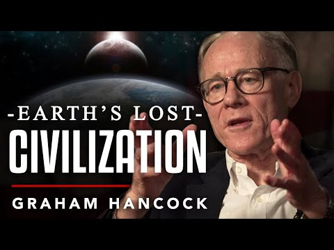 GRAHAM HANCOCK - AMERICA BEFORE: THE KEY TO EARTH'S LOST CIVILIZATION | London Real