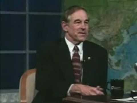Ron Paul on Conservative Roundtable - 1997