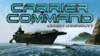 Carrier Command: Gaea Mission Gameplay (HD)