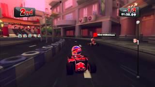 F1 Race Stars - Gameplay (Japan)