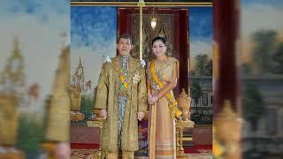 ใหม่ล่าสุด 8 รูปพระราชทาน พระบรมฉายาลักษณ์คู่ รัชกาลที่ 10 และสมเด็จพระราชินี