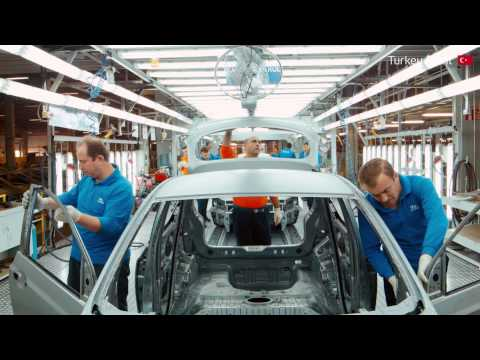 Hyundai Motors Company PR Movie  - Turkey Plant