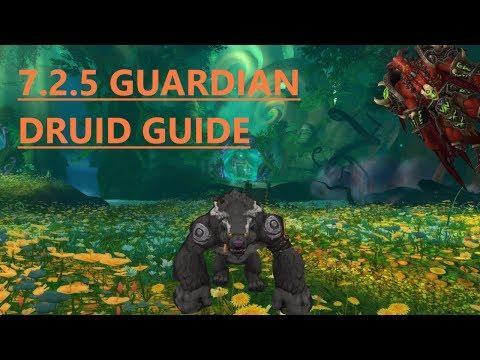 7.2.5 GUARDIAN DRUID GUIDE!!! *OUT DATED, CHECK DESCRIPTION*