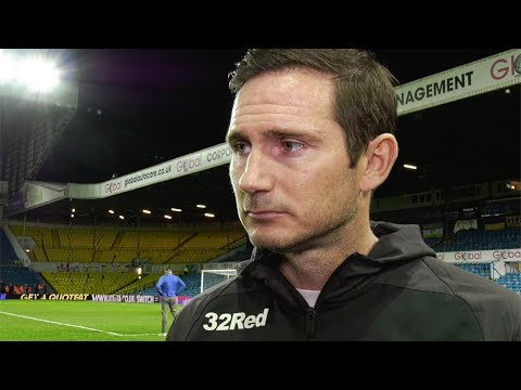 POST MATCH | Frank Lampard Post Leeds United (A)