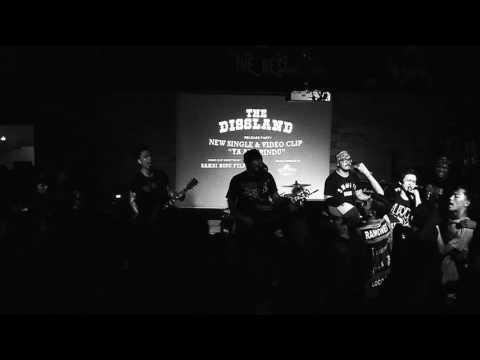 THE DISSLAND - BRANDAL TERKENAL LIVE IN ROCKNESS CHANNEL