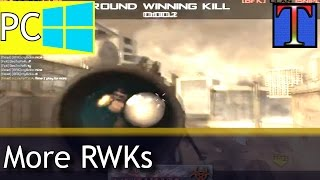 Gambar cover WARNING: (Sound is LOUD) My 50'th video - Throwing Knives and Quickscopes