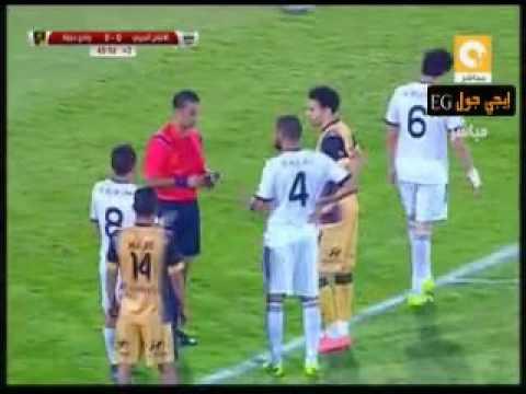 اهداف مباراة الانتاج الحربى و وادى دجلة 1-1 || الدورى المصرى 24-5-2016