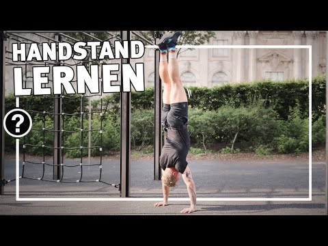 Video: Spieth Handstand Bars