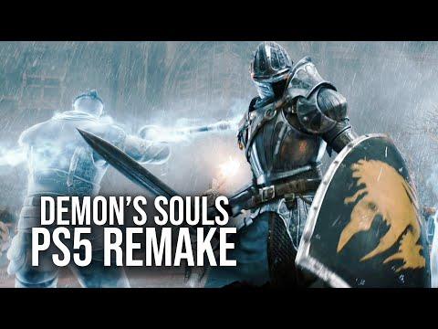 DEMON'S SOULS Remake – O Início de Gameplay no PS5, em Português PT-BR!