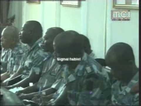 Sécurité: le commandant supérieur de la gendarmerie a échangé avec
