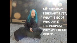 MY BIRTHDAY FEBRUARY 21