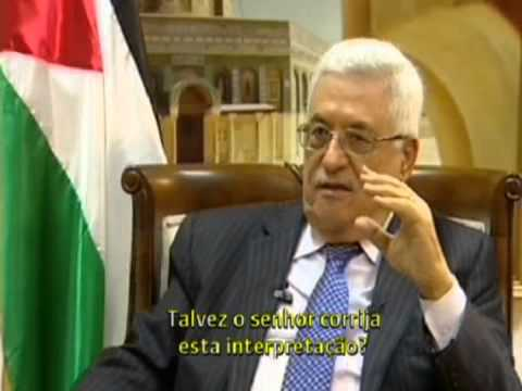 Entrevista de Mahmoud Abbas a Henrique Cymerman