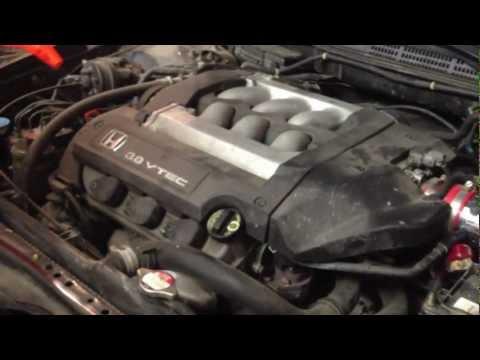 (How To) 2002 Honda Accord V6 Oil Change