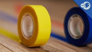 Tape: Where did it come from? | Stuff of Genius