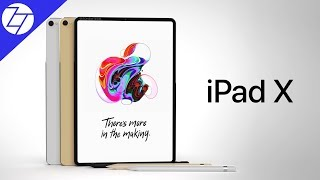 Apple iPad X Event - ANNOUNCED!