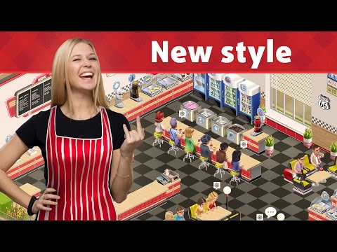 My Cafe: New Styles, New Wardrobe. Let's Play!