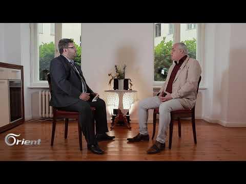 نادر خليل- رئيس المركز الألماني العربي وعضو الاتحاد المسيحي الديمقراطي – لقاء خاص