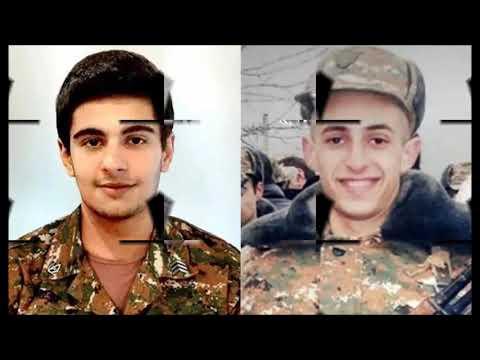 Посвящается памяти погибших Героев Карабахской Войны