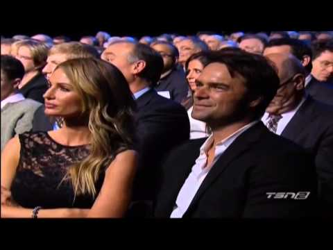 Mats Sundin Gets Inducted Into Hall of Fame